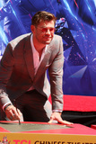 CAST MEMBER Photo - LOS ANGELES - APR 23  Chris Hemsworth at the Avengers Cast Members Handprint Ceremony at the TCL Chinese Theater on April 23 2019 in Los Angeles CA