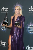Carrie Underwood Photo - LOS ANGELES - NOV 24  Carrie Underwood at the 47th American Music Awards - Press Room at Microsoft Theater on November 24 2019 in Los Angeles CA