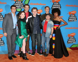 Cooper Barnes Photo - LOS ANGELES - MAR 24  Henry Danger Cast Cooper Barnes Ella Anderson Jeffrey Nicholas Brown Michael CohenJace Norman Sean Ryan Fox Riele Downs at the 2018 Kids Choice Awards at Forum on March 24 2018 in Inglewood CA