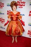 Lynne Marie Stewart Photo - Lynne Marie Stewart as Miss Yvonnearriving at the The Pee Wee Herman Show Opening NightClub NokiaLos Angeles CAJanuary 20 2010