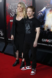Clare Grant Photo - LOS ANGELES - SEP 12  Clare Grant Seth Green at the Halloween Horror Nights at the Universal Studios Hollywood on September 12 2019 in Universal City CA