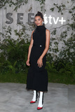 Nesta Cooper Photo - LOS ANGELES - OCT 21  Nesta Cooper at the Apple TVs See Premiere Screening at the Village Theater on October 21 2019 in Westwood CA