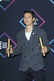 Harry Shum Photo - LOS ANGELES - NOV 11  Harry Shum Jr at the Peoples Choice Awards 2018 at the Barker Hanger on November 11 2018 in Santa Monica CA