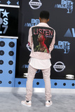 Algee Smith Photo - LOS ANGELES - JUN 25  Algee Smith at the BET Awards 2017 at the Microsoft Theater on June 25 2017 in Los Angeles CA