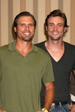 Daniel Goddard Photo - Joshua Morrow  Daniel Goddard  at The Young  the Restless Fan Club Dinner  at the Sheraton Universal Hotel in  Los Angeles CA on August 28 2009