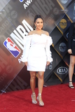 Adrienne Bailon Photo - LOS ANGELES - JUN 25  Adrienne Bailon Houghton at the 2018 NBA Awards at the Barker Hanger on June 25 2018 in Santa Monica CA