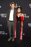 Austin Butler Photo - LOS ANGELES - SEP 30  Austin Butler Vanessa Hudgens at the 2016 Knotts Scary Farm at Knotts Berry Farm on September 30 2016 in Buena Park CA