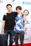 Thomas Gibson Photo - LOS ANGELES - JUN 1  Thomas Gibson Travis Gibson at the 7th Annual Ed Asner Poker Tournament at the CBS Studio Center on June 1 2019 in Studio City CA