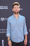 Adam Scott Photo - LOS ANGELES - OCT 8  Adam Scott at the PS ARTS Express Yourself 2017 at the Barker Hanger on October 8 2017 in Santa Monica CA