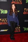 Piper Curda Photo - LOS ANGELES - SEP 27  Piper Curda at the Star Wars Rebels Premiere Screening at AMC Century City on September 27 2014 in Century City CA