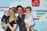 Ali Fedotowski Photo - LOS ANGELES - SEP 22  Riley Manno Ali Fedotowsky Kevin Manno Molly Manno at the 7th Annual Celebrity Red CARpet Event at the Sony Studio on September 22 2018 in Culver City CA