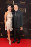 A Martinez Photo - LOS ANGELES - MAY 1  Devon Martinez A Martinez at the 43rd Daytime Emmy Awards at the Westin Bonaventure Hotel  on May 1 2016 in Los Angeles CA
