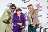 Agnes Varda Photo - LOS ANGELES - MAR 3  JR Agnes Varda Rosalie Varda_ at the 2018 Film Independent Spirit Awards at the Beach on March 3 2018 in Santa Monica CA