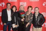 Jimmy Van Patten Photo - LOS ANGELES - JAN 30  Jimmy Van Patten Connie Needham Dianne Kay Laurie Walters Adam Rich at the Hello Dolly Los Angeles Opening night at the Pantages Theater on January 30 2019 in Los Angeles CA