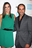 Ana Alexander Photo - LOS ANGELES - OCT 26  Ana Alexander Navid Negahban arrives at the 41st Annual Peace Over Violence Humanitarian Awards at Beverly Hills Hotel on October 26 2012 in Beverly Hills CA