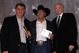 Jerry Jones Photo - LAS VEGAS - APR 6  Bob Romero George Strait Jerry Jones at the 2014 Academy of Country Music Awards - Arrivals at MGM Grand Garden Arena on April 6 2014 in Las Vegas NV