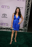 Adrienne Janic Photo - Adrienne Janic  arriving at the Environmental Media Awards at the Ebell Theater in Los Angeles CA on November 13 2008