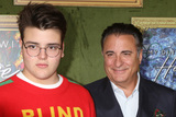 Andres Garcia Photo - LOS ANGELES - OCT 4  Andres Garcia-Lorido Andy Garcia at the My Dinner With Herve HBO Premiere Screening at the Paramount Studios on October 4 2018 in Los Angeles CA