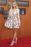 Corinne Olympios Photo - LOS ANGELES - JUN 20  Corinne Olympios at the Annabelle Comes Home Premiere at the Village Theater on June 20 2019 in Westwood CA