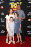 Alyson Hannigan Photo - LOS ANGELES - JUN 11  Alyson Hannigan Keeva Jane Denisof Satyana Marie Denisof Alexis Denisof at the Toy Story 4 Premiere at the El Capitan Theater on June 11 2019 in Los Angeles CA