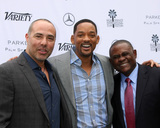 Peter Landesman Photo - PALM SPRINGS - JAN 3  Peter Landesman Will Smith Dr Bennet Omalu at the Variety Creative Impact Awards And 10 Directors To Watch Brunch at the The Parker Hotel on January 3 2016 in Palm Springs CA
