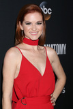 Sarah Drew Photo - LOS ANGELES - NOV 4  Sarah Drew at the Greys Anatomy 300th Episode Event at Tao on November 4 2017 in Los Angeles CA