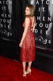Aimee Teegarden Photo - LOS ANGELES - FEB 2  Aimee Teegarden at the Rings Los Angeles Special Screening at Regal Cinemas on February 2 2017 in Los Angeles CA