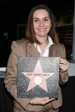 Ana Martinez Photo - LOS ANGELES - FEB 23  Ana Martinez with a Mock-up of  a WOF Star for her at the 14th Annual Awards Media Welcome Center at TCL Chinese Theater 6 Lobby on February 23 2017 in Los Angeles CA