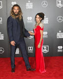 Lisa Bonet Photo - LOS ANGELES - NOV 13  Jason Momoa Lisa Bonet at the World Premiere of Justice League at Dolby Theater on November 13 2017 in Los Angeles CA
