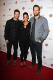 Angelique Cabral Photo - LOS ANGELES - JAN 5  Parker Young Angelique Cabral Geoff Stults at the BCS National Championship Party at Pasadena Convention Center on January 5 2014 in Pasadena CA