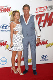 Hayley Roberts Photo - LOS ANGELES - JUN 25  Hayley Roberts David Hasselhoff at the Ant-Man and the Wasp Premiere at the El Capitan Theater on June 25 2018 in Los Angeles CA