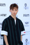 Troye Sivan Photo - PALM SPRINGS - JAN 4  Troye Sivan at the Varietys Creative Impact Awards and 10 Directors to Watch Brunch at the Parker Palm Springs on January 4 2019 in Palm Springs CA