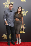 Alexys Gabrielle Photo - LOS ANGELES - MAY 7  Cody Johns Alexys Gabrielle Johns at the MTV Movie and Television Awards on the Shrine Auditorium on May 7 2017 in Los Angeles CA