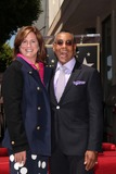 Giancarlo Esposito Photo - LOS ANGELES - APR 29  Giancarlo Esposito Wife at the Giancarlo Esposito Star on the Hollywood Walk of Fame at Hollywood Blvd on April 29 2014 in Los Angeles CA
