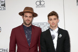 The Chainsmokers Photo - LOS ANGELES - NOV 20  Alex Pall Andrew Taggart The Chainsmokers at the 2016 American Music Awards at Microsoft Theater on November 20 2016 in Los Angeles CA