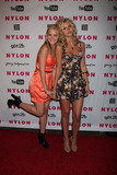 Alyson Aly Michalka Photo - Amanda AJ Michalka  Alyson Aly Michalkaarrives at the Nylon Magazine Young Hollywood Party 2010Hollywood Roosevelt Hotel PoolsideLos Angeles CAMay 12 2010