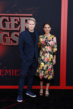 Lisa Maris Photo - LOS ANGELES - JUN 28  Cary Elwes Lisa Marie Kubikoff at the Stranger Things Season 3 World Premiere at the Santa Monica High School on June 28 2019 in Santa Monica CA