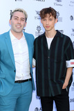 Troye Sivan Photo - PALM SPRINGS - JAN 4  Brett Leland McLaughlin Troye Sivan at the Varietys Creative Impact Awards and 10 Directors to Watch Brunch at the Parker Palm Springs on January 4 2019 in Palm Springs CA