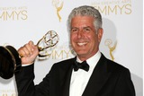 Anthony Bourdain Photo - LOS ANGELES - AUG 16  Anthony Bourdain at the 2014 Creative Emmy Awards - Press Room at Nokia Theater on August 16 2014 in Los Angeles CA