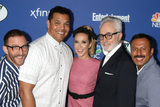 Bradley Whitford Photo - LOS ANGELES - SEP 16  Will Greenberg Geno Segers Anna Camp Bradley Whitford  Rizwan Manji at the NBC Comedy Starts Here Event at the NeueHouse on September 16 2019 in Los Angeles CA