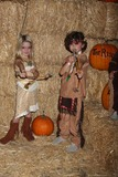August Maturo Photo - LOS ANGELES - OCT 4  McKenna Grace August Maturo at the RISE of the Jack OLanterns at Descanso Gardens on October 4 2014 in La Canada Flintridge CA