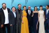 Masi Oka Photo - LOS ANGELES - AUG 6  Olafur Darri Olafsson Masi Oka Rainn Wilson Ruby Rose Jason Statham Jessica McNamee Li Bingbing Cliff Curtis at the The Meg Premiere on the TCL Chinese Theater IMAX on August 6 2018 in Los Angeles CA