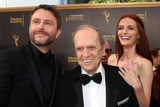 Bob Newhart Photo - LOS ANGELES - SEP 10  Chris Hardwick Bob Newhart Lydia Hearst at the 2016 Creative Arts Emmy Awards - Day 1 - Arrivals at the Microsoft Theater on September 10 2016 in Los Angeles CA