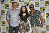Anthony Lemke Photo - SAN DIEGO - July 20  Anthony Lemke Jodelle Ferland Alex Mallari Jr  at the Comic-Con Day One at the Comic-Con International on July 20 2017 in San Diego CA