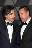 Adam Sandler Photo - LOS ANGELES - NOV 11  Noah Baumbach Adam Sandler at the AMPAS 9th Annual Governors Awards at Dolby Ballroom on November 11 2017 in Los Angeles CA