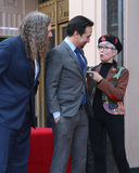 Al Yankovic Photo - LOS ANGELES - NOV 30  Lin-Manuel Miranda Weird Al Yankovic Rita Moreno at the Lin-Manuel Miranda Star Ceremony on the Hollywood Walk of Fame on November 30 2018 in Los Angeles CA