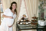 Amelia Heinle Photo - Amelia HeinleAmelia Heinle Luckinbill Baby ShowerHome of Melody Thomas ScottLos Angeles   CAOctober 8 2007