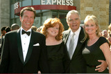 Peter Bergman Photo - Peter Bergman  Wife MariellenJohn McCook  Wife LauretteDaytime Emmys 2007Kodak TheaterLos Angeles CAJune 15 2007