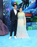 America Ferrera Photo - LOS ANGELES - FEB 9  Jay Baruchel America Ferrera at the How To Train Your Dragon The Hidden World  Premiere at the Village Theater on February 9 2019 in Westwood CA