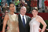 Tom Colicchio Photo - Padma Lakshmi Tom Colicchio and Gail Simmonsarriving at the Primetime Emmys at the Nokia Theater in Los Angeles CA onSeptember 21 2008